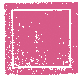 ピンク四角スタンプ