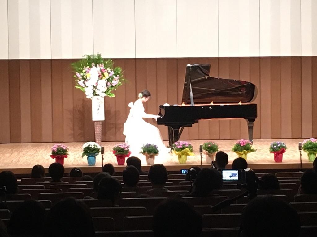 ピアノ科発表会2017